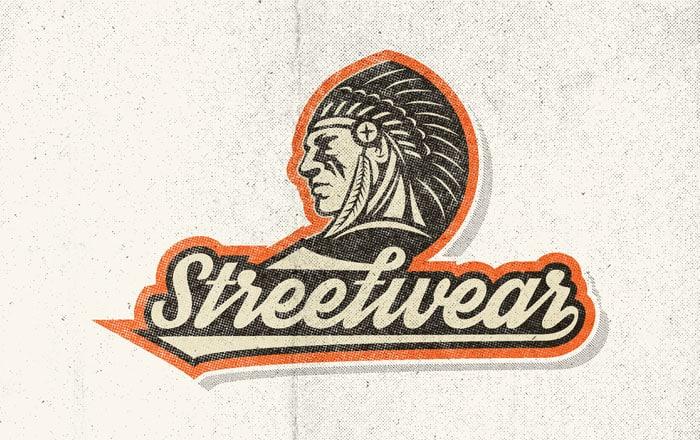 Streetwear free font