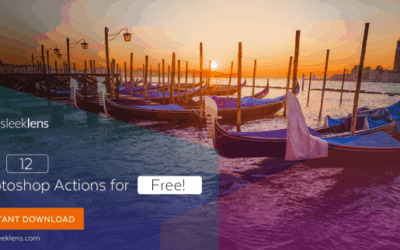 10 Free Photoshop Actions to Download