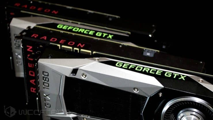 GeForce GTX and Radeon Graphic Cards