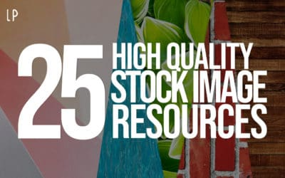 25 High Quality Stock Image Resources – For Free!