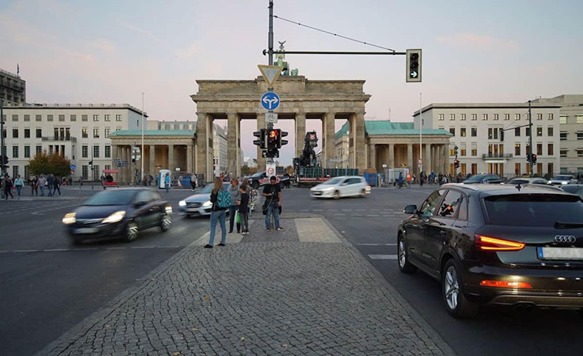 Berlin Brandenburger Tor 2019, Credits : refilm.io
