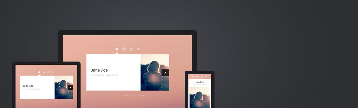 Astral html5 free template to download