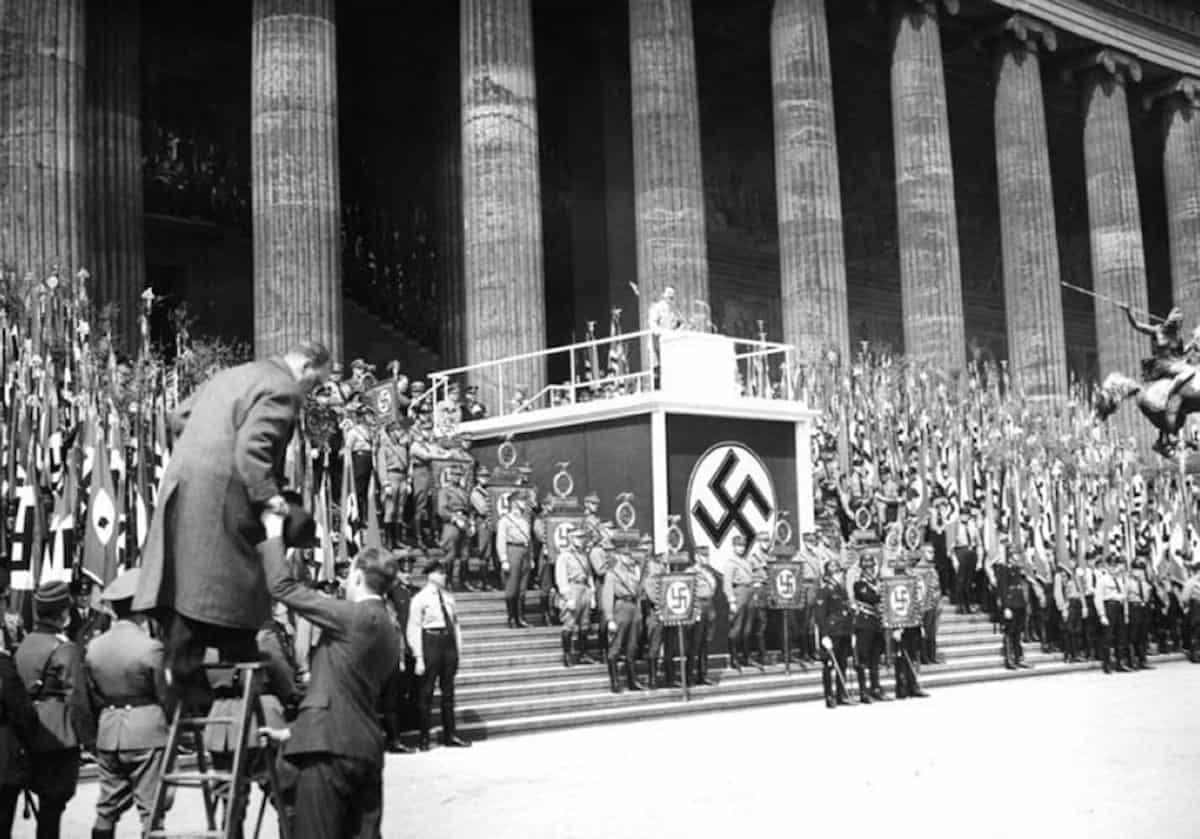 Berlin 1936 Altes Museum, Credits : refilm.io