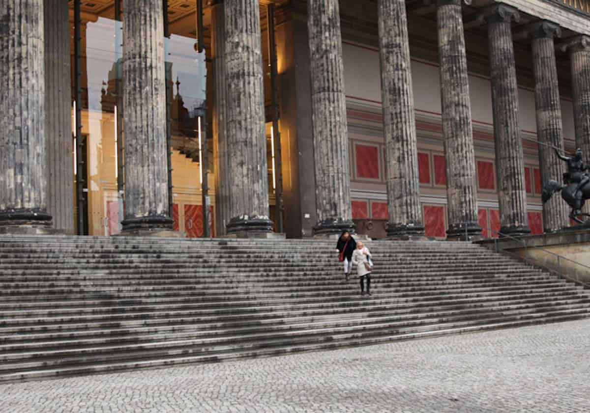 Berlin 2019 Altes Museum, Credits : refilm.io