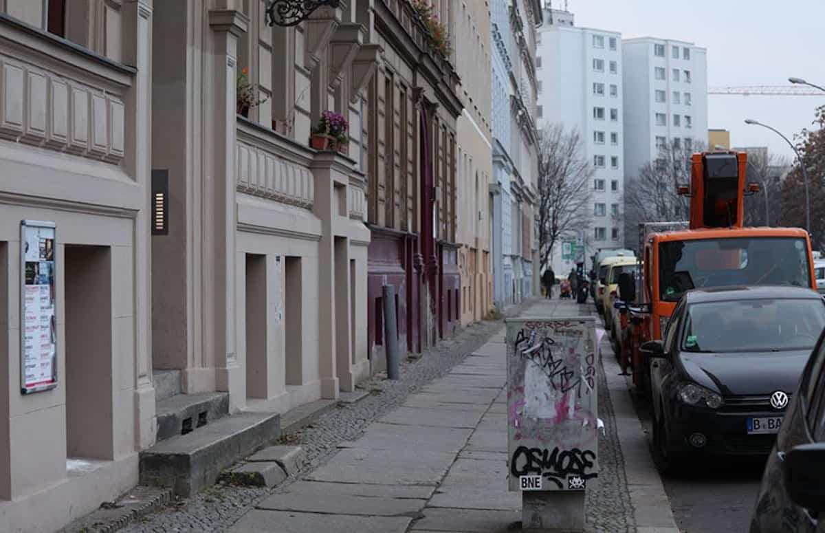 Berlin 2019 Berlin Wall, Credits : refilm.io