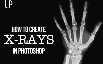 How To Create An X-Ray Image Effect In Photoshop