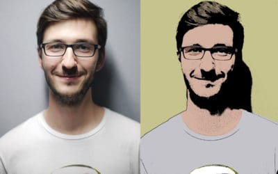 How to Cartoon Yourself in Photoshop
