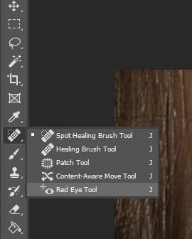 red-eye photoshop tool
