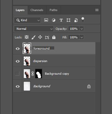 layer panel adobe photoshop