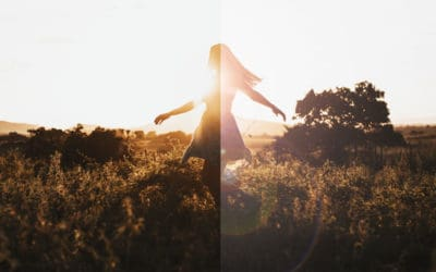 How to Add a Lens Flare Effect in Photoshop