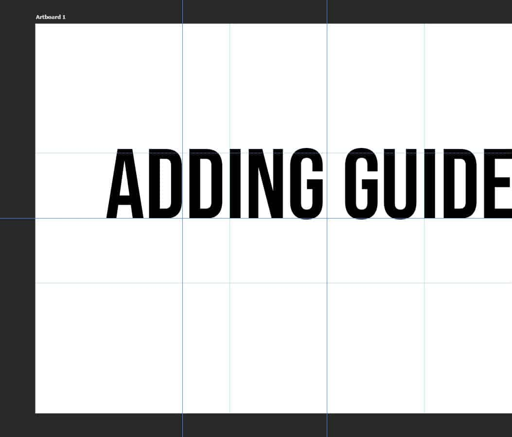 adding grid black text photoshop